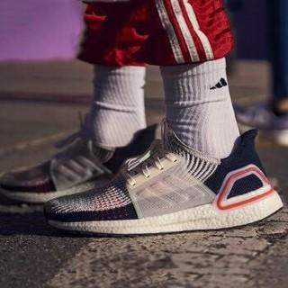 adidas 阿迪达斯 UltraBOOST 19 B37703 男子跑步鞋