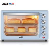 ACA 北美电器 ATO-HB38HT 电烤箱 38L