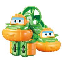 奥迪双钻超级飞侠 男孩女孩儿童玩具车 迷你变形-奇奇730053