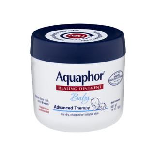 Eucerin 优色林 Aquaphor Baby Healing Ointment 宝宝万用软膏 396g *3件