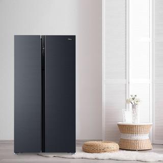 Midea 美的 BCD-630WKPZM(E) 变频节能大容量电冰箱 (630升、1级、变频)