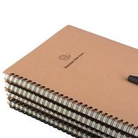 【值友专享】George Willsons 乔先生 线圈笔记本 B5/80张 4本装