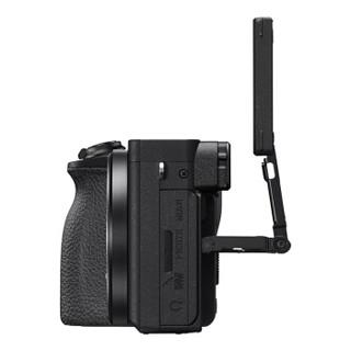 SONY 索尼 Alpha系列 Alpha 6600 APS-C画幅微单数码相机 单机身 黑色