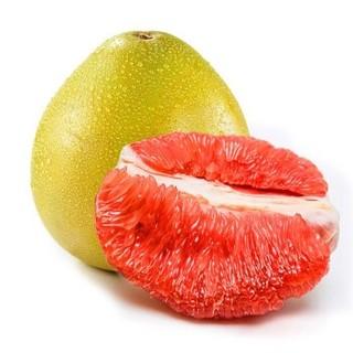 拾橙 福建平和琯溪蜜柚4个装 带箱8-10斤