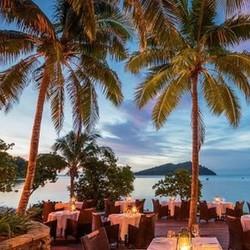 斐济马马努卡群岛+丹娜努岛10天8晚自由行(4晚外岛惟一国际五星酒店+4晚主岛海边酒店任选)