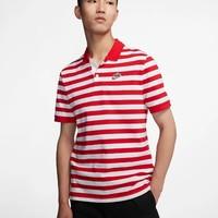 NIKE 耐克 Sportswear BQ9075-657 男子翻领T恤