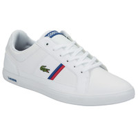 银联专享 : LACOSTE Mens Europa Trainers 男士休闲鞋 *2件