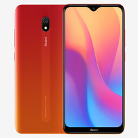 Redmi 红米 8A 智能手机 3GB+32GB 珊瑚橙