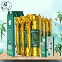 竹娘 竹筒酒500ml 52度浓香型鲜竹酒青竹酒 六瓶
