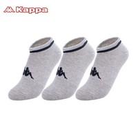 Kappa 卡帕 KP8W18 男士运动短袜 3双装