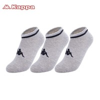 Kappa 卡帕 KP8W18 男士运动短袜 3双装 *3件