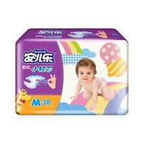 Anerle 安儿乐 薄薄小轻芯 婴儿纸尿裤 M38片
