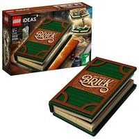 LEGO 乐高 Ideas 系列  21315立体书