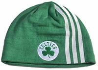 NBA 无袖无檐小便帽 - 篮球针织骷髅花纹帽
