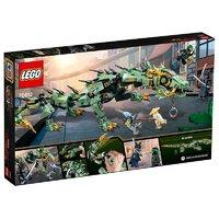 乐高(LEGO)Ninjago 幻影忍者系列 綠忍者的飞天机甲神龙 70612积木塑料玩具
