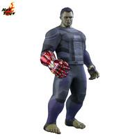 预定定金Hot Toys复仇者联盟4:终局之战 绿巨人1:6比例珍藏人偶