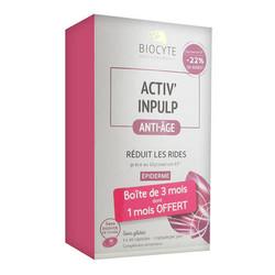 Biocyte 抗糖丸 抗衰老去皱纹口服护肤品 30粒 *3盒