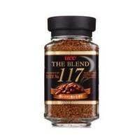 UCC 悠诗诗  117黑咖啡无蔗糖苦味速溶咖啡粉 90g *6件