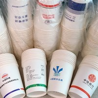SHENG SHI 盛世 一次性纸杯 约80只 250ml