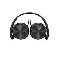 SONY 索尼 MDR-ZX110NC/B 头戴式耳机 *2件