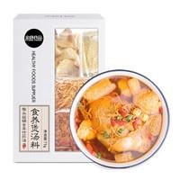 京东PLUS会员 : 金唐(JinTang)猴头菇蛹虫草莲子竹荪汤 75g 煲煲汤料 *3件