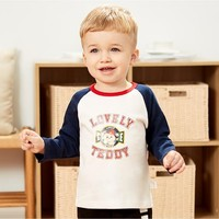 TINSINO 纤丝鸟 儿童长袖T恤 *2件