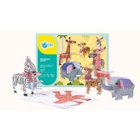 GWIZ  手工立体折纸玩具
