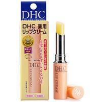 DHC蝶翠诗橄榄无色护唇膏1.5g