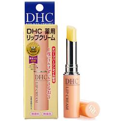 DHC 蝶翠诗 橄榄润唇膏 1.5g *3件