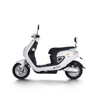 Yadea 雅迪 YD1200DT-10B 电动摩托车 (白色、10英寸)