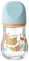 Pigeon 贝亲 宽口径玻璃奶瓶 新生儿婴儿奶瓶 臻宝系列 自然实感 160ml