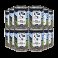 ZiwiPeak巅峰狗罐头  牛肉狗罐头 390g*12罐