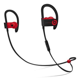 Beats Powerbeats3 by Dr. Dre Wireless 入耳式耳机 POP红色