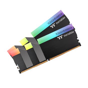Tt ToughRam RGB DDR4 3000MHz 台式机内存 16GB(8GBx2)