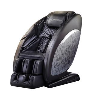 美国西屋(Westinghouse)S300按摩椅家用全身3D送老人零重力全自动多功能电动沙发 曜石黑