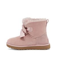 UGG 冬季女士雪地靴经典新奇系列蝴蝶结迷你短靴 1098360 PCRY | 水晶粉 38