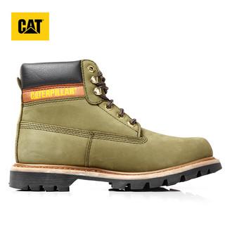 cat卡特 【明星款】Colorado大黄靴男鞋男高帮户外休闲工装鞋百搭RUGGED P717692