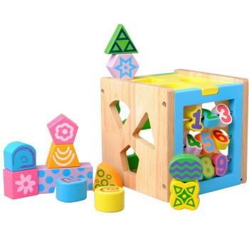 幼得乐 数字形状智慧盒