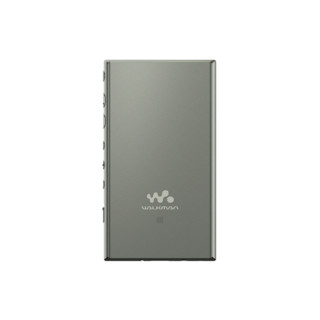 SONY 索尼 NW-A105HN Hi-Res 音乐播放器 (灰绿、16GB)