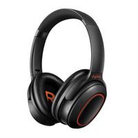 dyplay 城市旅行者2.0 耳罩式头戴式无线蓝牙耳机 黑色