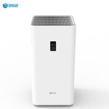 352 Y100C空气净化器家用除甲醛 室内净化机智能除烟味空气消毒机