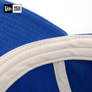 NewEra 刺绣棒球帽 (蓝色)
