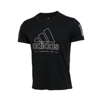 男装潮流大logo运动短袖休闲透气圆领T恤