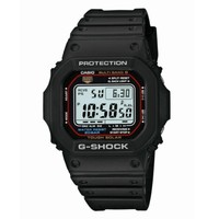 CASIO 卡西欧 G-SHOCK GW-M5610GD-1A 男款电波表 +凑单品