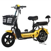 加州豹 新国标电动自行车(无电池)
