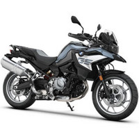 新车上市!BMW 宝马 F750GS 摩托车 帕勒克金属亚光