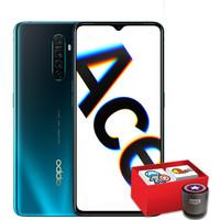 OPPO Reno Ace 8GB+128GB 星际蓝 65W超级闪充 90Hz电竞屏 高通骁龙855Plus 4G游戏智能手机