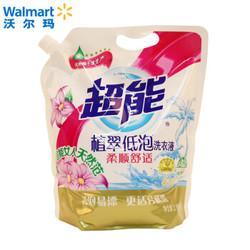 超能 植翠低泡洗衣液 2.88kg