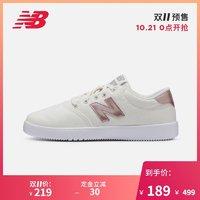 New Balance NB官方2019新款女鞋板鞋休闲鞋CT10系列WCT10WEB白鞋