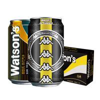Watsons 屈臣氏 苏打汽水 330ml*24罐 +凑单品